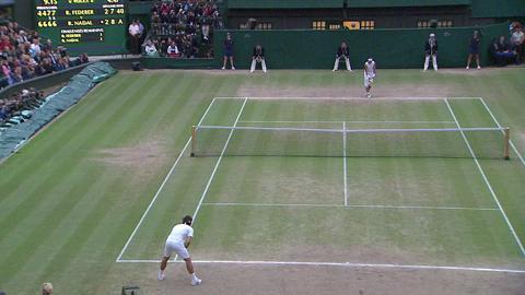 2008 Golden Moment - Federer v Nadal