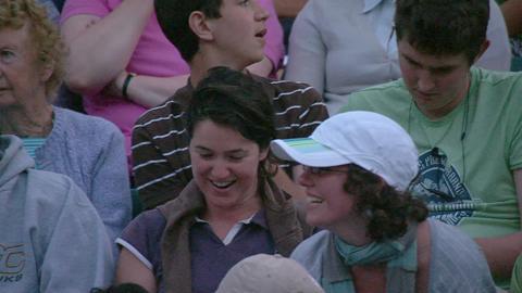 2008 Golden Moment - Murray v Gasquet
