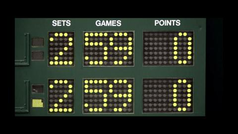 2010 Golden Moment - Isner v Mahut