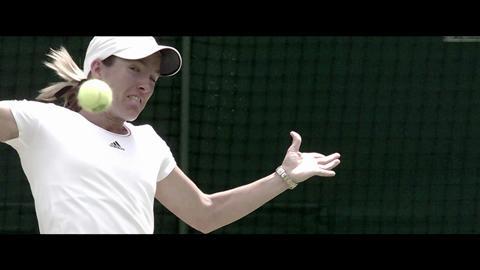 2010 Golden Moment - Clijsters v Henin