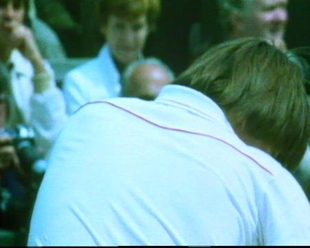 1982 Golden Moment - McEnroe v Connors