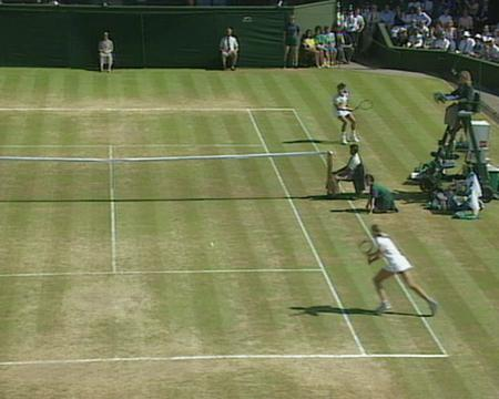 1991 Golden Moment - Graf v Sabatini