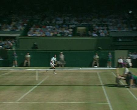 1993 Golden Moment - Sampras v Courier