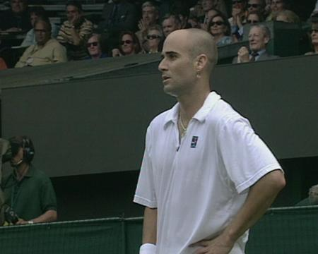 1999 Golden Moment - Sampras v Agassi