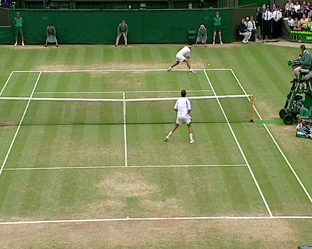 2001 Golden Moment - Ivanisevic v Rafter