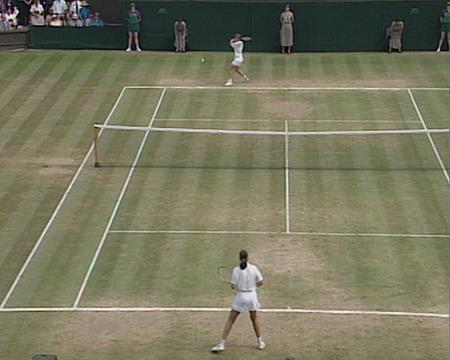 1994 Golden Moment - Navratilova v Martinez