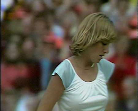 1978 Golden Moment - Navratilova v Evert