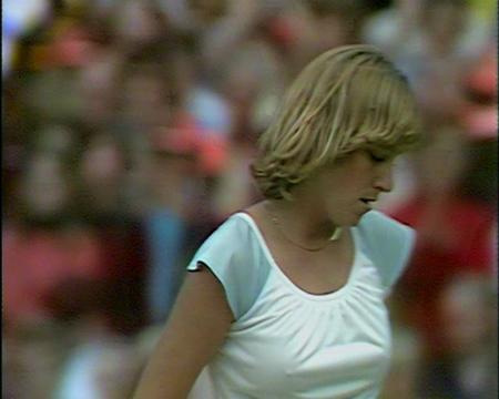 1978 Golden Moment - Navratilova v Evert