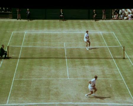 1968 Golden Moment - Laver v Roche