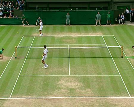 2001 Golden Moment - Wild Card Ivanisevic Wins Wimbledon