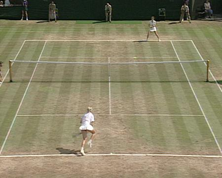1997 Golden Moment - Hingis v Novotna