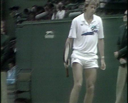 1988 Golden Moment - Edberg v Becker
