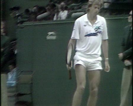 1988 Golden Moment - Edberg v Becker
