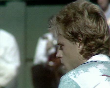 1990 Golden Moment - Edberg v Becker