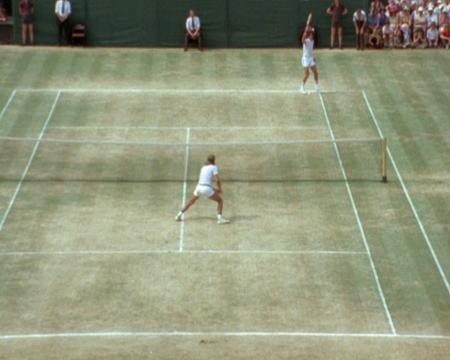 1976 Golden Moment - Borg v Nastase