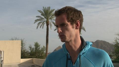 How To - Andy Murray and the return