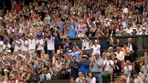 2013 Golden Moment - Murray v Verdasco