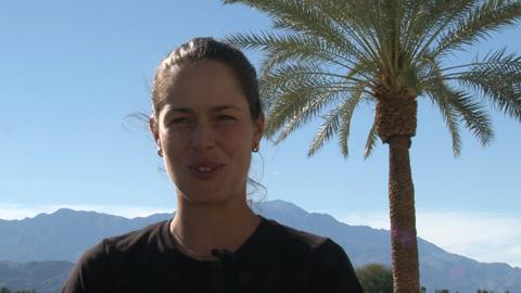 How To - Ana Ivanovic and the forehand