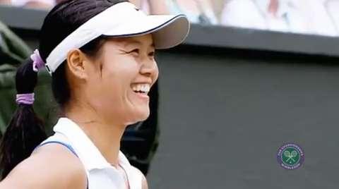 My Wimbledon: Li Na