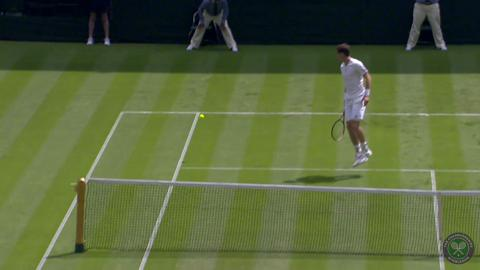 2014 Day 1 Highlights, Andy Murray vs David Goffin, First Round