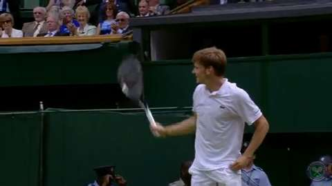 HSBC Play Of The Day - David Goffin