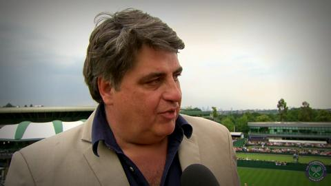Matt Preston Live @ Wimbledon Interview