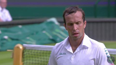HSBC Play Of The Day - Radek Stepanek