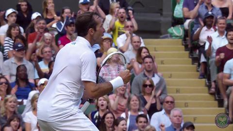 2014 Day 3 Highlights, Novak Djokovic vs Radek Stepanek, Second Round