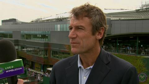 Mats Wilander's Day 4 Predictions