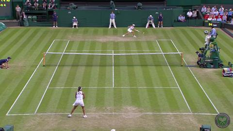 HSBC Play Of The Day - Heather Watson