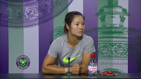 Li Na Third Round Press Conference