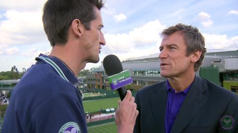 Mats Wilander's Day 6 Predictions