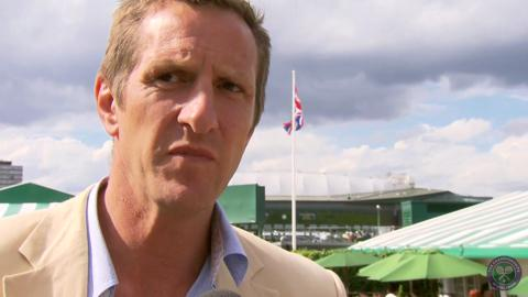 Will Greenwood Live @ Wimbledon interview