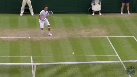 HSBC Play Of The Day - Rafael Nadal