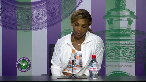 Serena Williams Third Round Press Conference