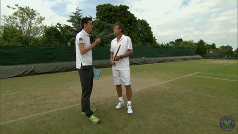 Mats Wilander's Player Breakdown - Novak Djokovic