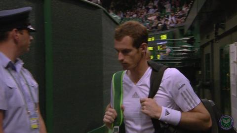 2014 Day 7 Highlights, Andy Murray vs Kevin Anderson, Fourth Round
