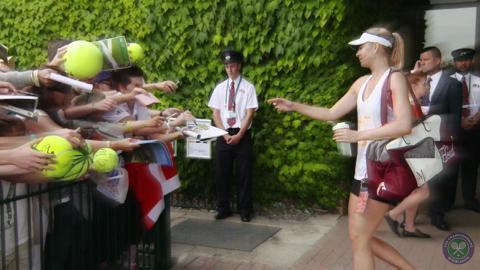 2014 Wimbledon Preview Day 8