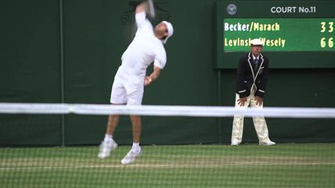 Wimbledon in a Word