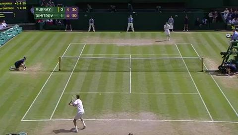 Dimitrov and Murray duke out epic point