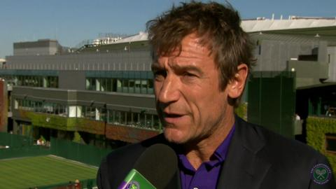 Mats Wilander's Day 11 Predictions