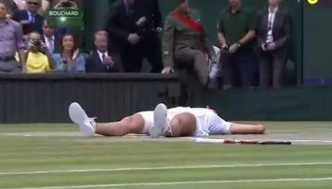 Match point: Petra Kvitova wins Wimbledon