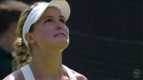 Eugenie Bouchard - Road To The Final