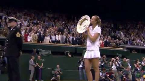 2014 Day 12 Highlights, Petra Kvitova vs Eugenie Bouchard, Final