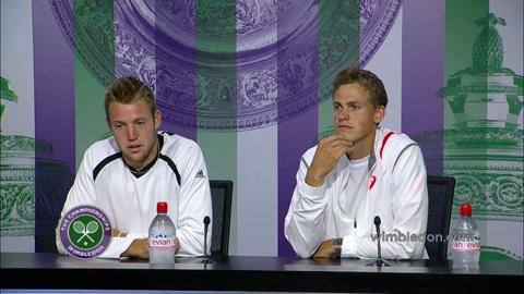 Vasek Pospisil & Jack Sock Post Final Press Conference