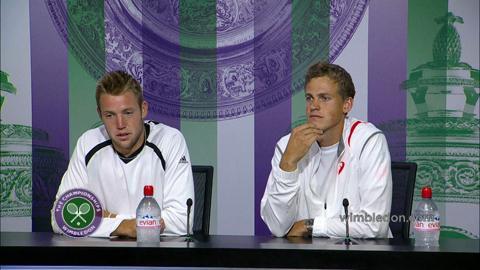 Vasek Pospisil & Jack Sock Post Final Press Conference