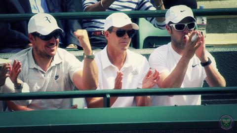 Roger Federer Road To The Final
