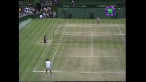 1980 Borg v McEnroe Wimbledon Final