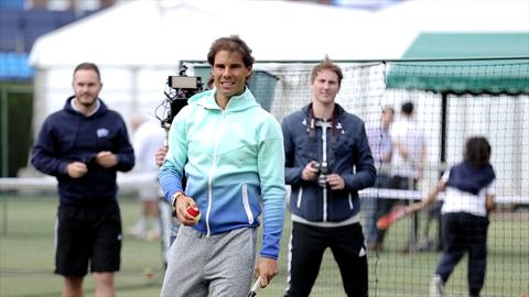Rafael Nadal turns coach