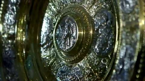 Hunt for Wimbledon - Trophy